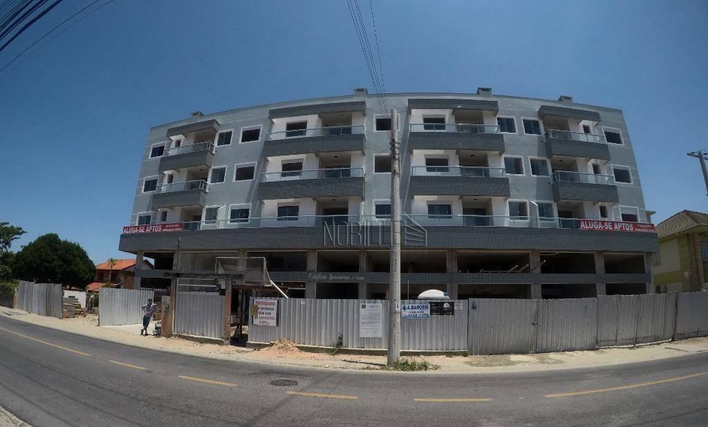 Apartamento com 2 dormitórios para alugar, 91 m² por R$ 1.950/ano - Ingleses - Florianópolis/SC