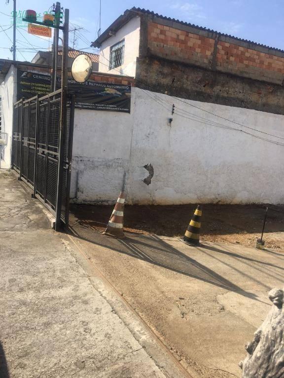 Terreno comercial para locação, Vila Progresso, Guarulhos.