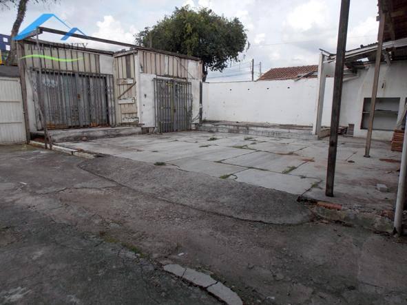 Terreno 14x55 - Boqueirão - Curitiba - PR