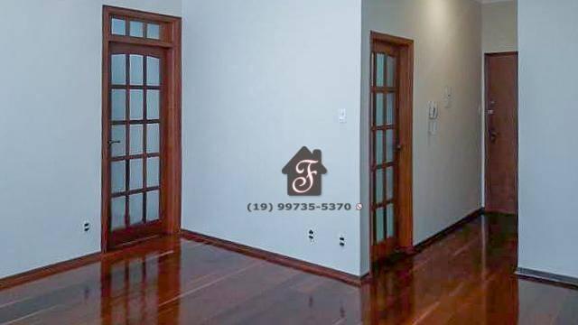 Apartamento à venda, 96 m² por R$ 250.000,00 - Centro - Campinas/SP