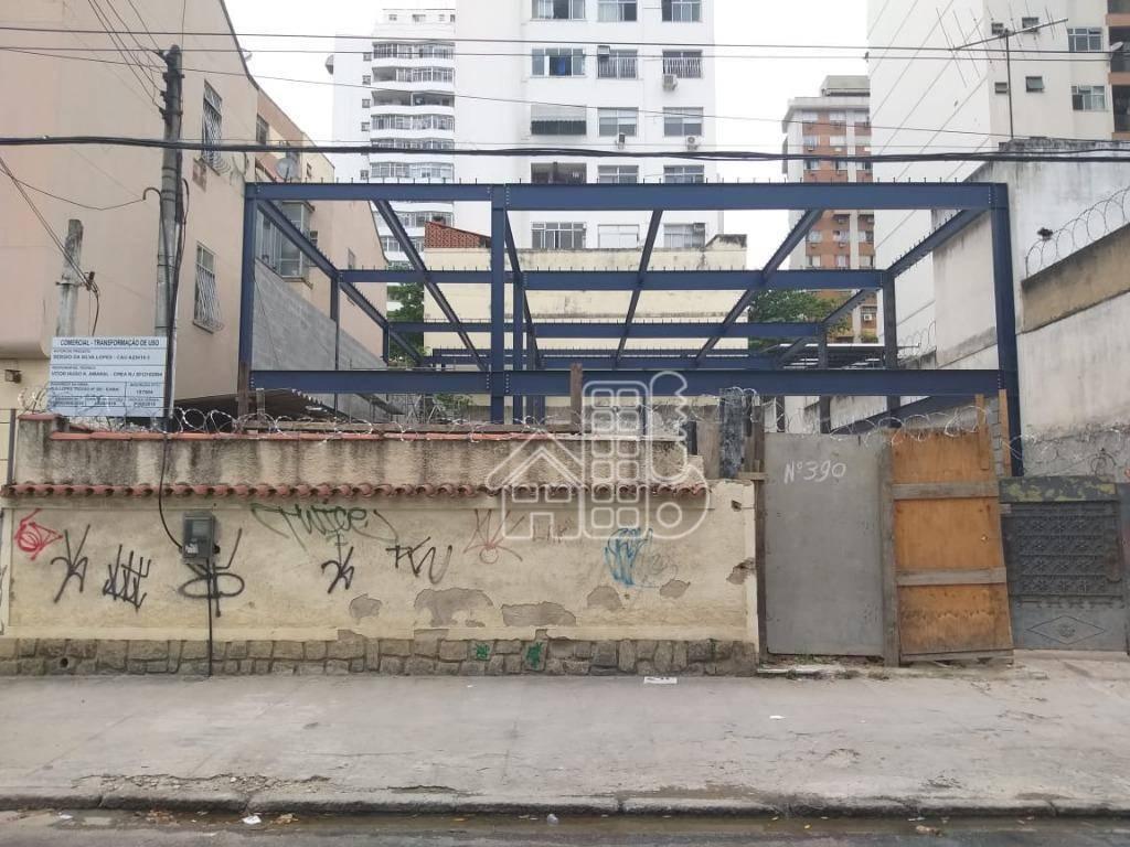 Loja para alugar, 80 m² por R$ 8.000,00/mês - Icaraí - Niterói/RJ