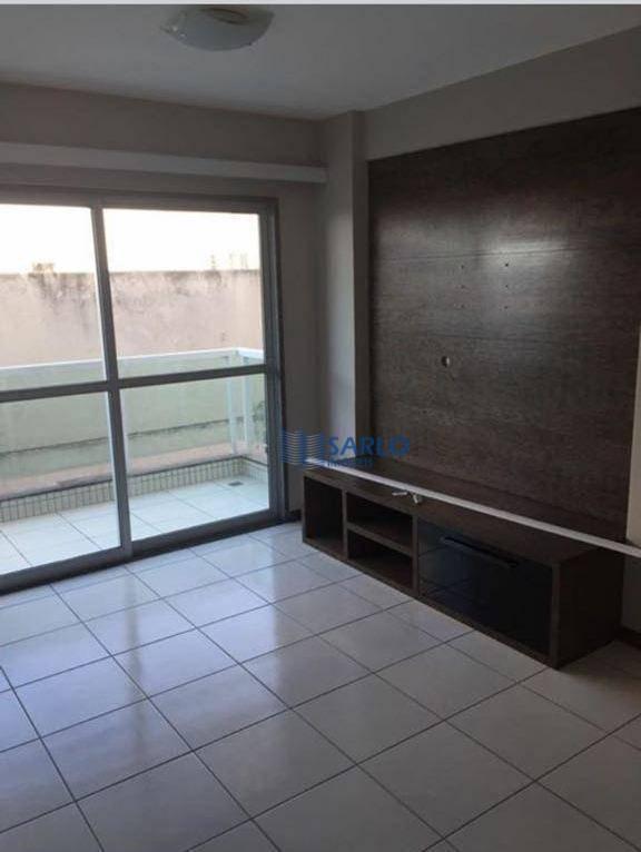 Apartamento 2 quartos, suíte, 2 varandas Jardim da Penha