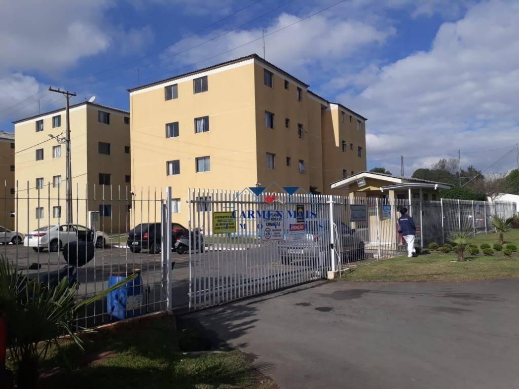Apartamento residencial para locação, Ouro Fino, São José do