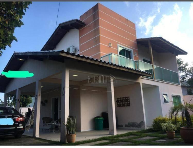 Casa com 4 dormitórios à venda, 170 m² por R$ 510.000,00 - Rio Vermelho - Florianópolis/SC