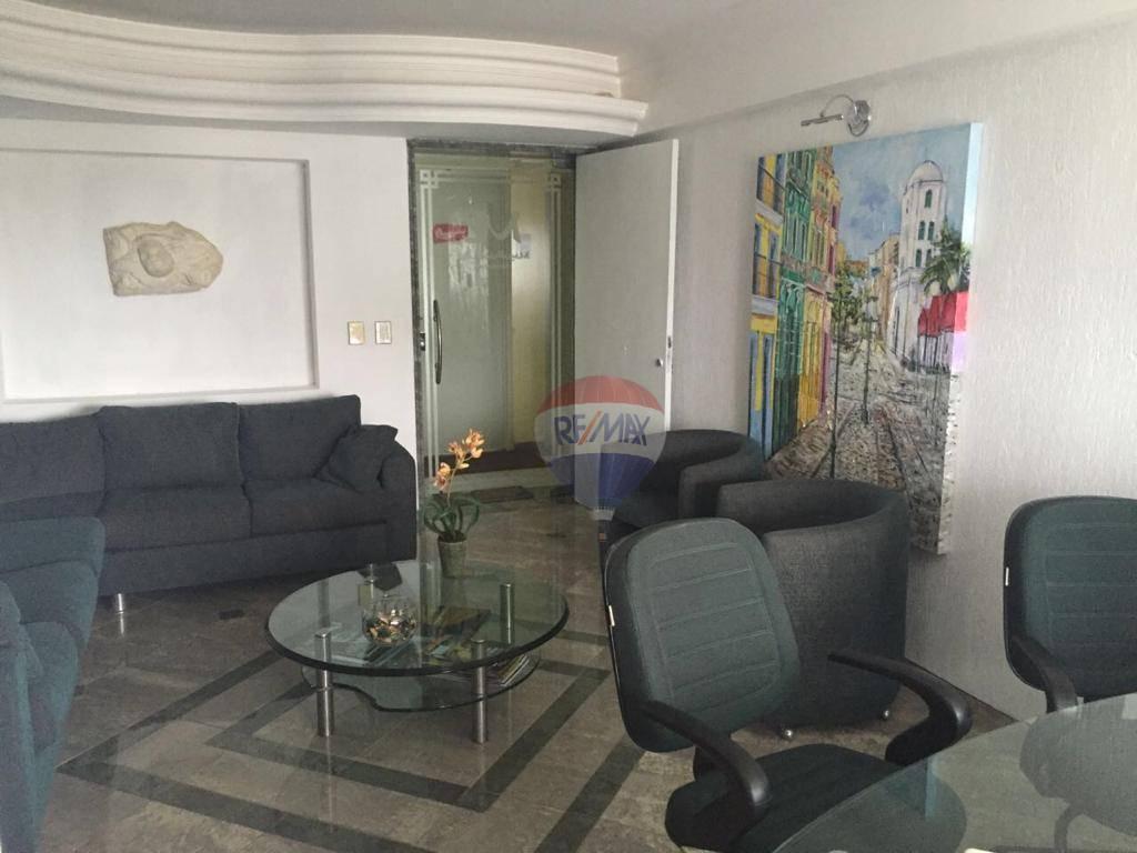 Excelente Sala à venda, 40,90 m² por R$ 250.000 - Boa Viagem - Recife/PE