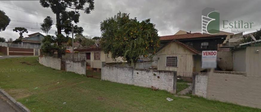 Terreno no Guaíra em Curitiba.