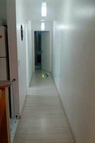 Apartamento de 2 dormitórios à venda em Distrito Industrial, Jundiaí - SP
