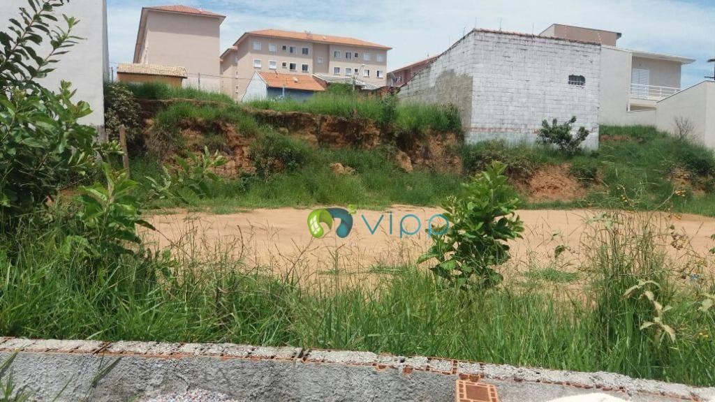 Terreno à venda, 181 m² por R$ 160.000,00 - Residencial jundiaí II - Jundiaí/SP
