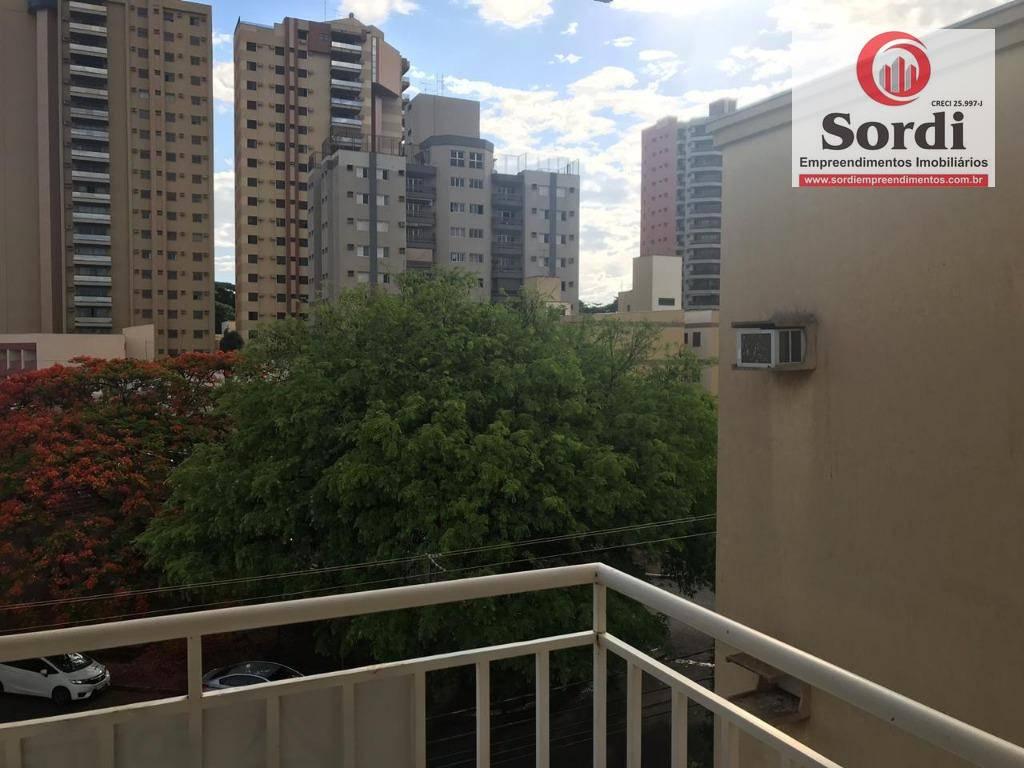 Apartamento com 1 dormitório à venda, 57 m² por R$ 215.000 - Centro - Ribeirão Preto/SP