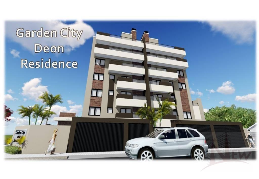 Apartamento 02 quartos (1 suíte) no Cidade Jardim, São José