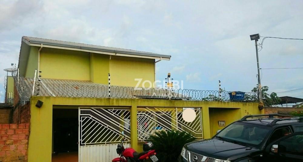 Casa residencial à venda, Tancredo Neves, Porto Velho - CA1036.
