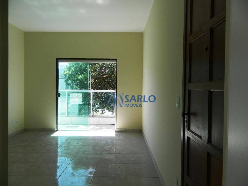 Jardim Camburi, 03 qtos, ste, varanda, 01 vaga garagem p/ 2 veiculos