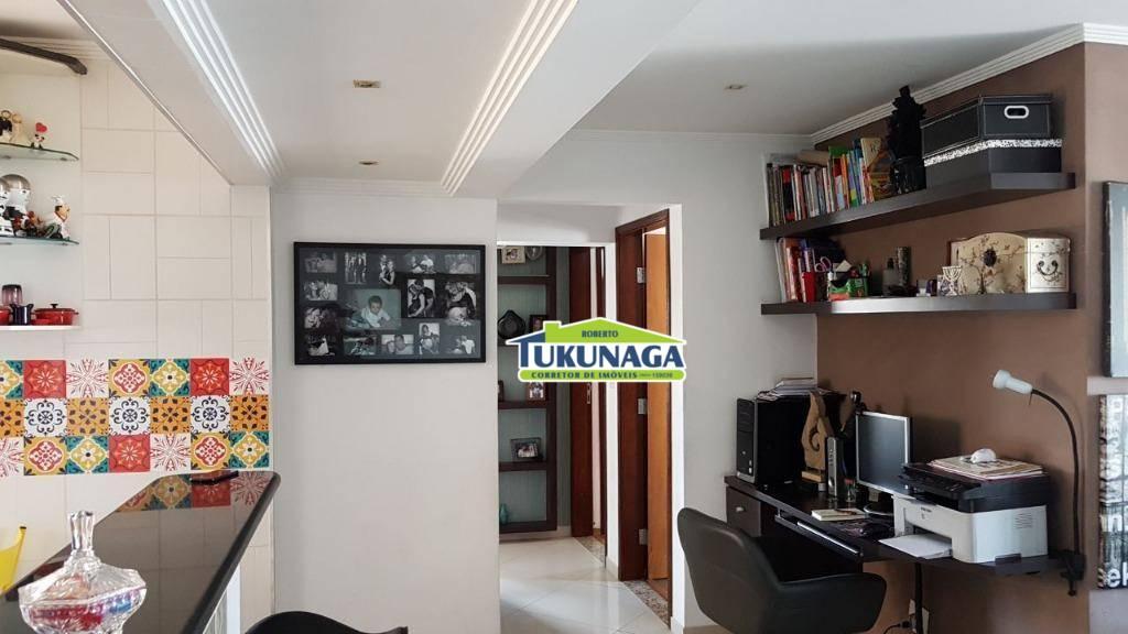 Apartamento residencial à venda, Vila Silveira, Guarulhos.