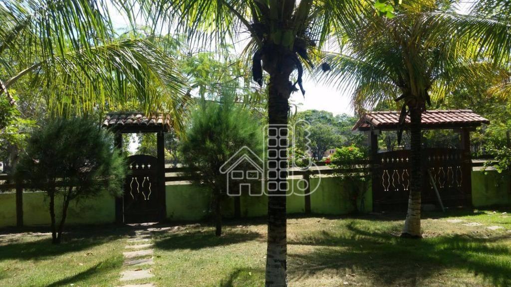 Casa residencial à venda, Unamar, Cabo Frio - CA0182.