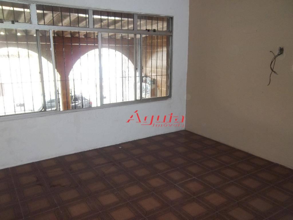 Sobrado residencial à venda, Jardim das Maravilhas, Santo André - CA0332.