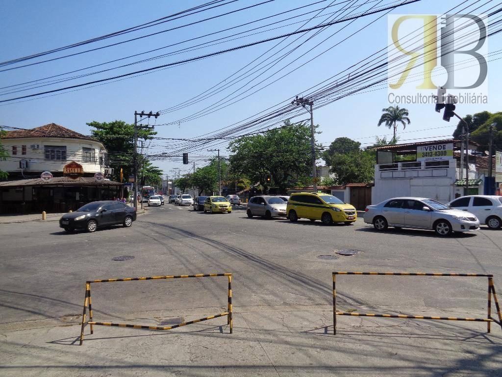 Terreno Comercial Estrada de Jacarepaguá Montela