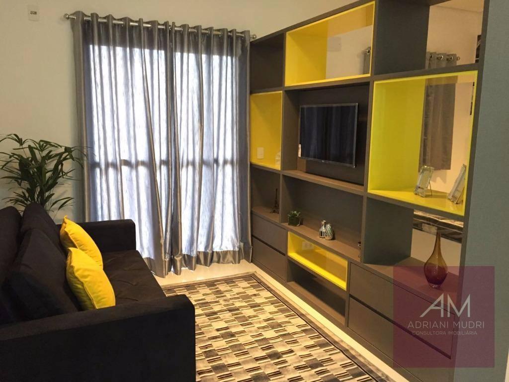 Magnífico Home Loft totalmente decorado e mobiliado em São B