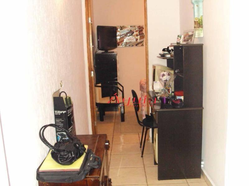 Casa Residencial à venda, Parque Capuava, Santo André - CA0108.