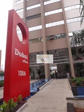 Sala no Dubai Offices Guarulhos com 41 m² - Jardim Vila Galvão - Guarulhos/SP