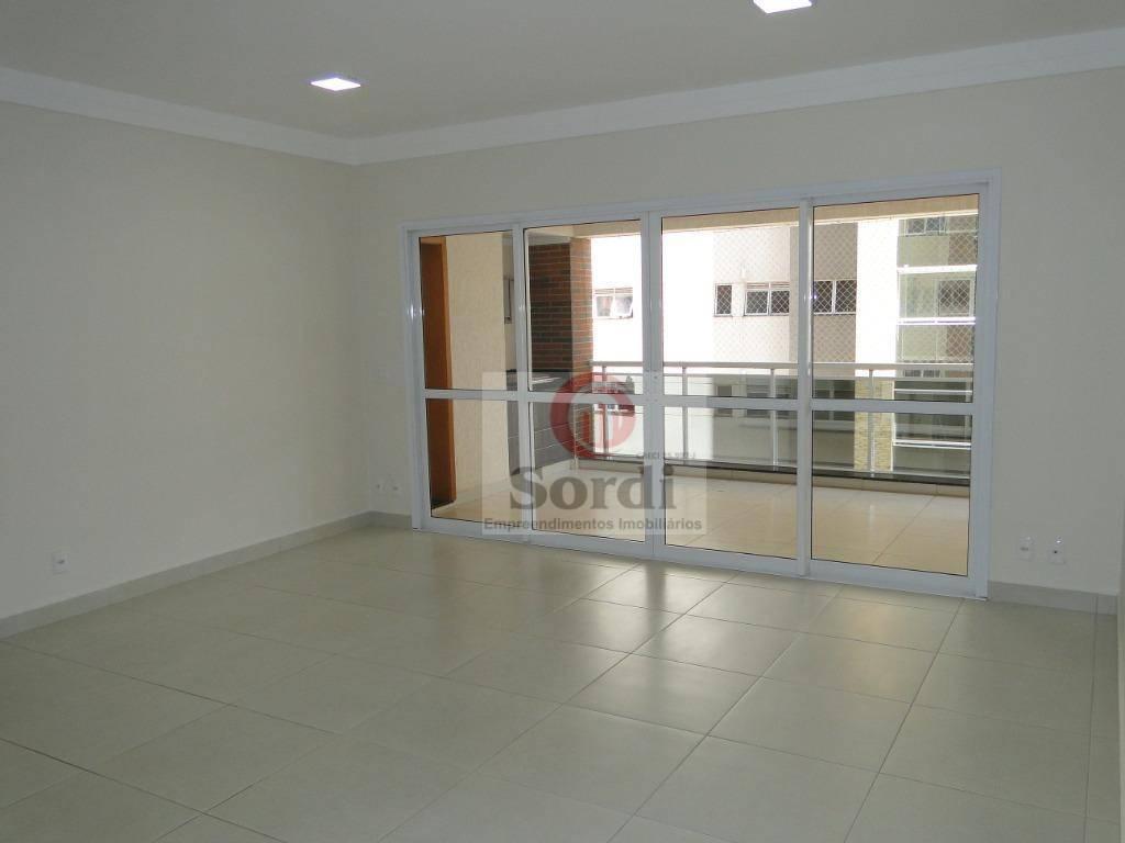 Apartamento com 3 dormitórios para alugar, 144 m² por R$ 2.800/mês - Jardim São Luiz - Ribeirão Preto/SP