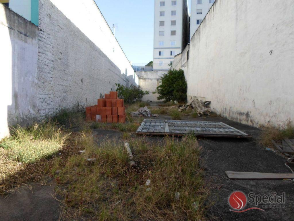 Terreno à venda em Mooca, São Paulo - SP