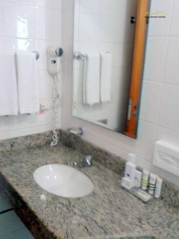 Flat 2 Dorm, Praia do Canto, Vitória (FL0008) - Foto 8