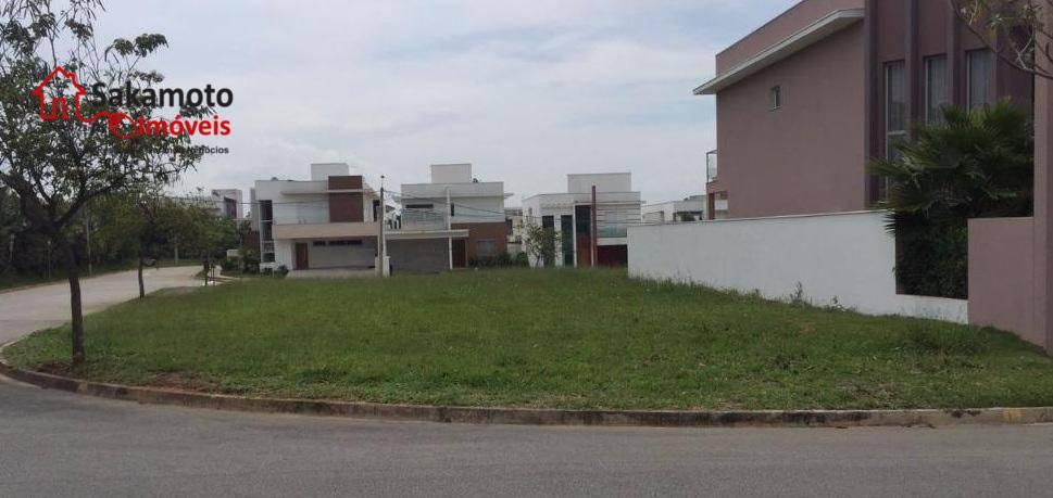 Terreno residencial à venda, Condomínio Giverny, Sorocaba.