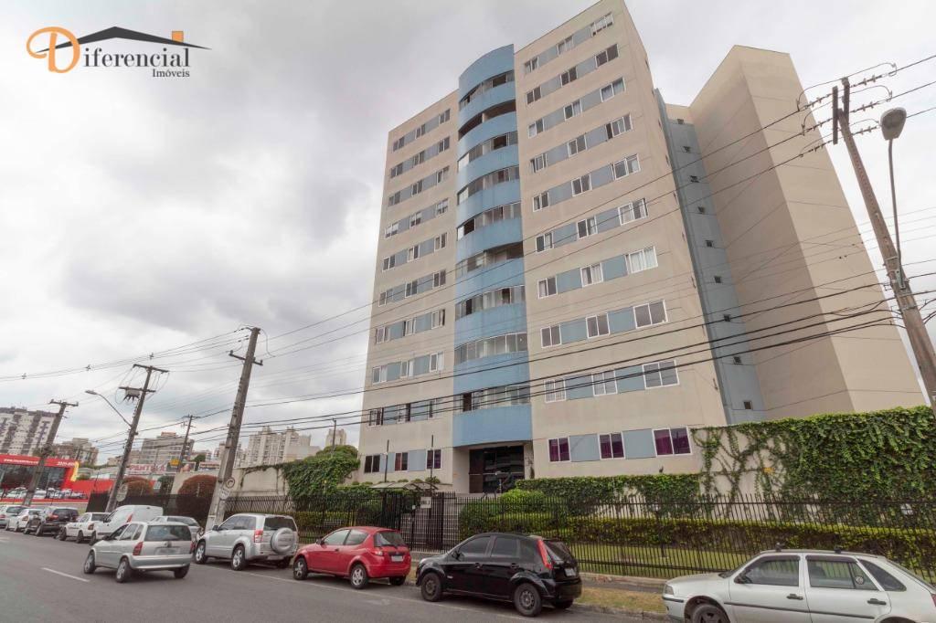 Apartamento à venda, 64 m² por R$ 320.000,00 - Novo Mundo - Curitiba/PR