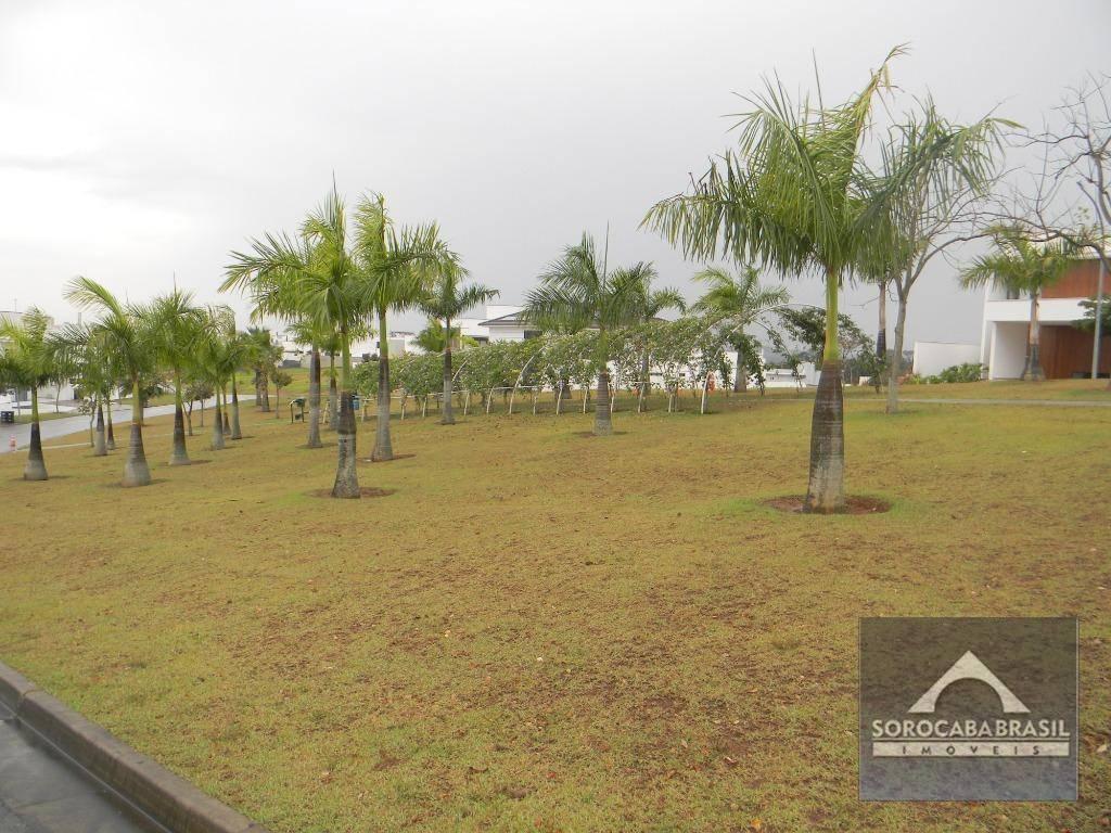 Terreno à venda, 430 m² por R$ 300.000 - Alphaville Nova Esplanada I - Votorantim/SP, próximo ao Shopping Iguatemi, Padaria Real e Colégio Objetivo.