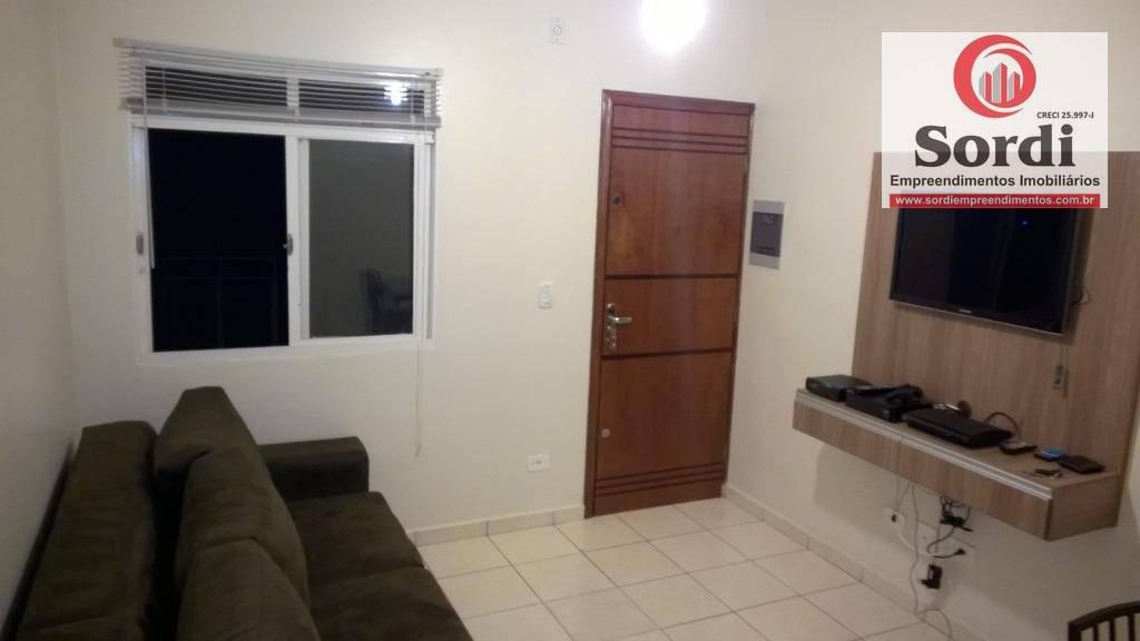 Apartamento residencial à venda, Parque dos Lagos, Ribeirão Preto.