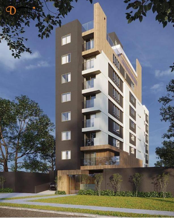 Apartamento com 2 dormitórios à venda, 71 m² por R$ 426.715,00 - Portão - Curitiba/PR