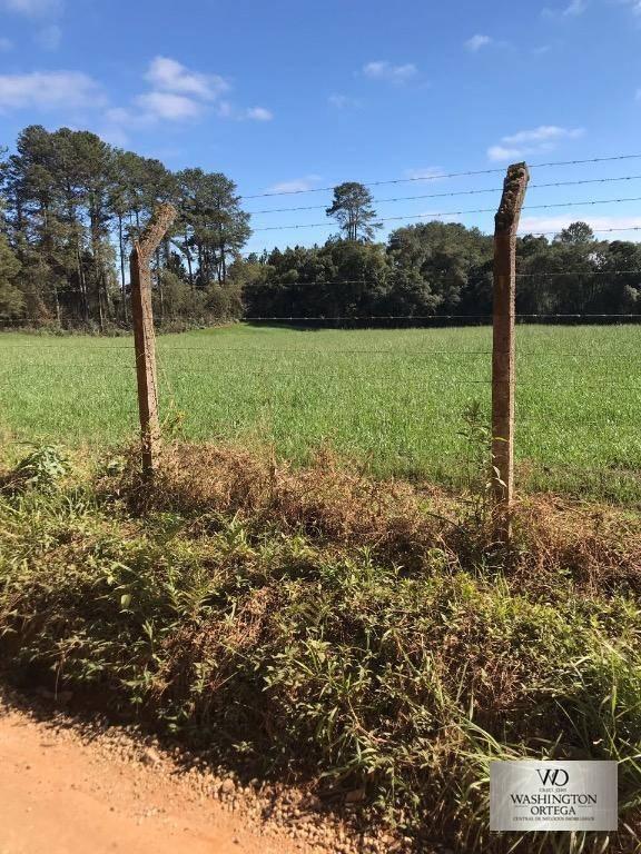Área a venda, Vila Militar I, Piraquara - AR0010.