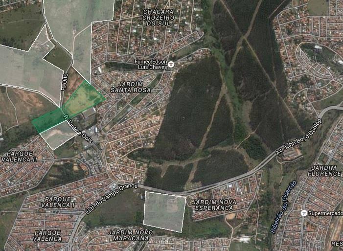 Terreno, Jardim Campo Grande, Campinas (AR0669) - Foto 2