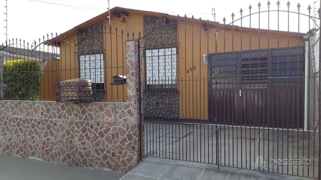 casa 4 dormitórios em Gravataí, no bairro Parque Florido