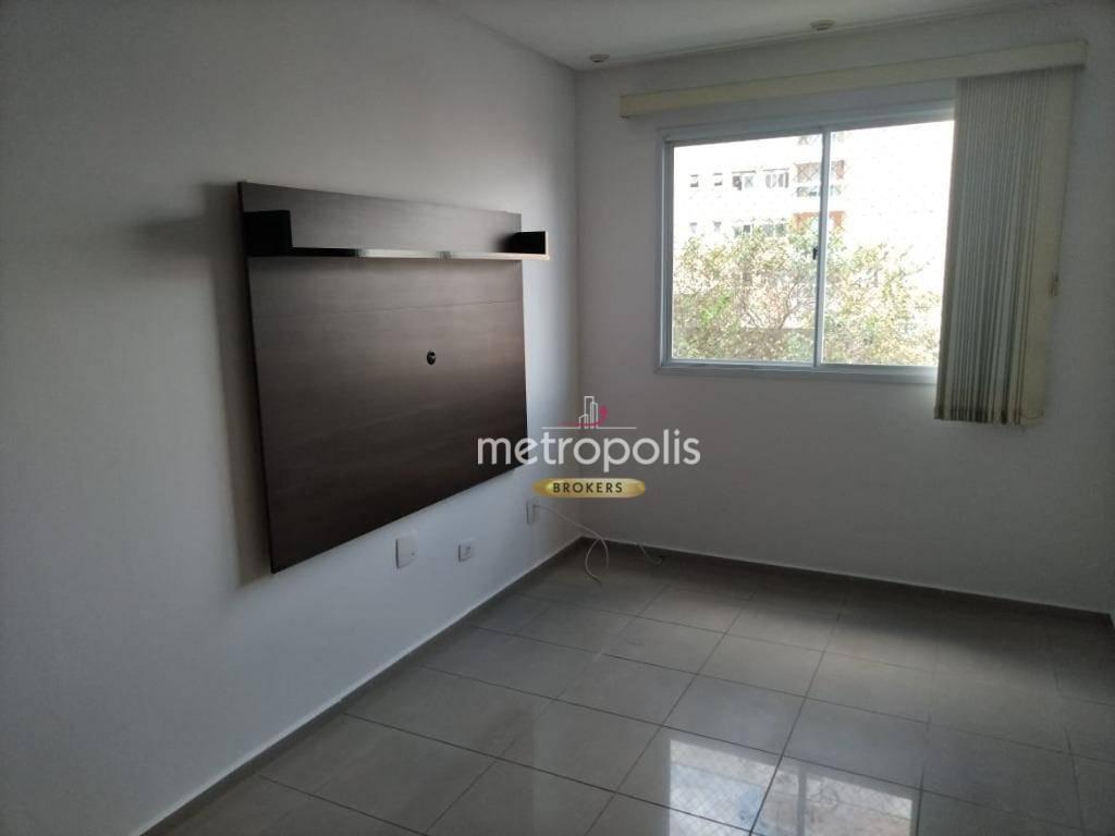 Apartamento para alugar, 65 m² por R$ 1.500,00/mês - Santa Paula - São Caetano do Sul/SP