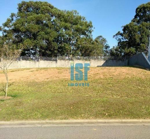 Terreno à venda, 741 m² por R$ 710.000 - Tamboré - Santana de Parnaíba/SP - TE0709.