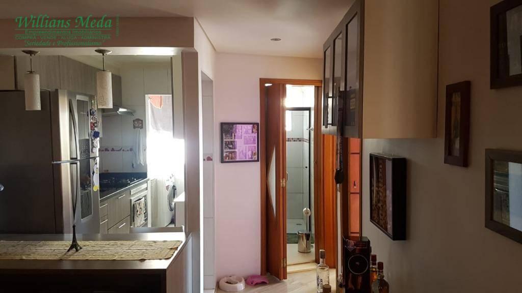 Apartamento em Guarulhos, 2 dormitórios.