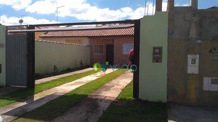 Jardim Novo Mundo - Várzea Paulista : 2 Dormitórios com Suit