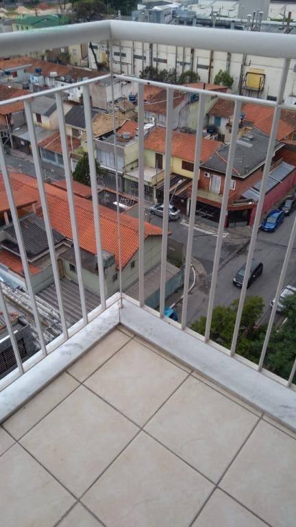 Apartamento Residencial para locação, Vila Endres, Guarulhos