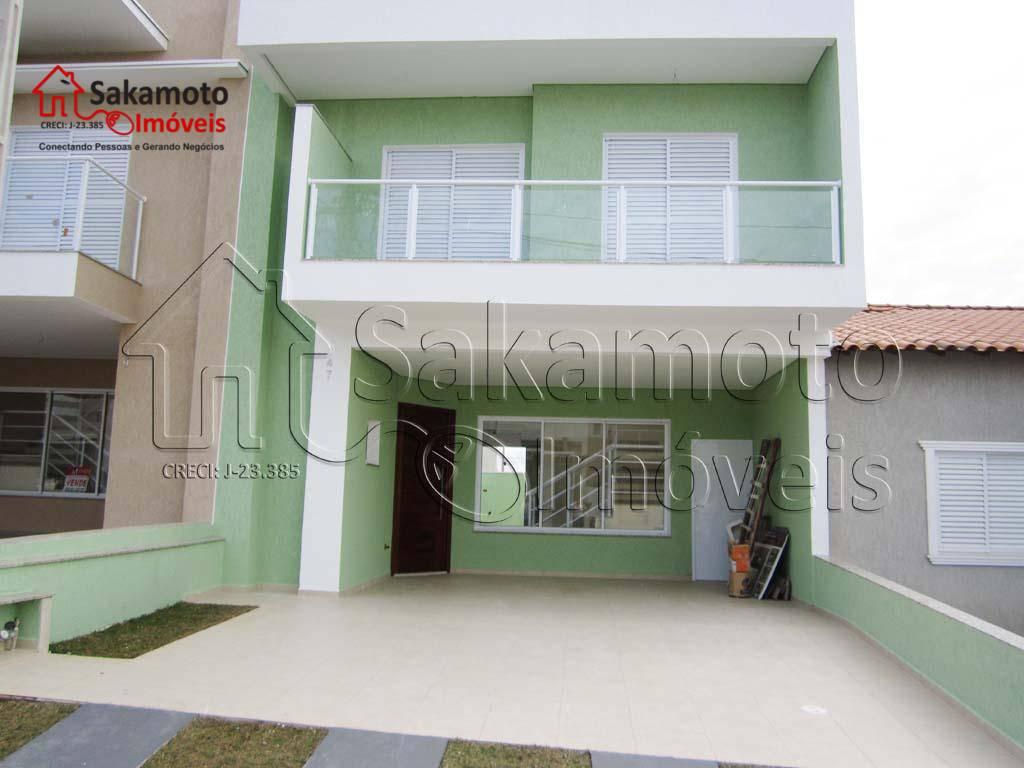 Sobrado residencial à venda, Condomínio Horto Florestal I, Sorocaba - SO1713.
