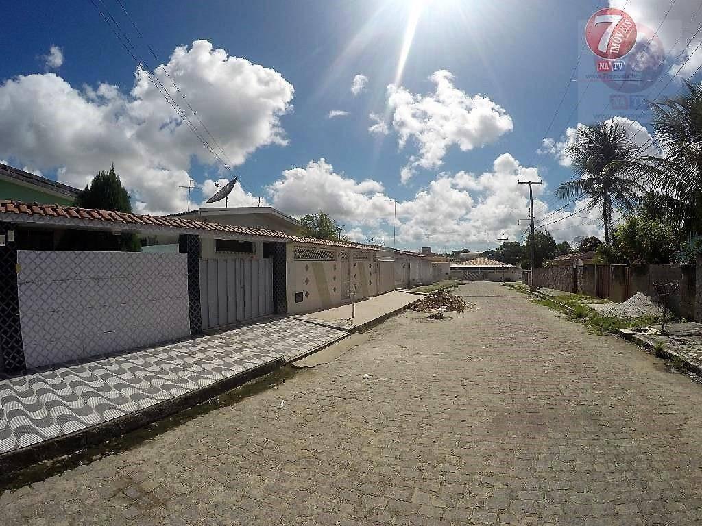 Casa residencial à venda, Centro, Santa Rita - CA0030.