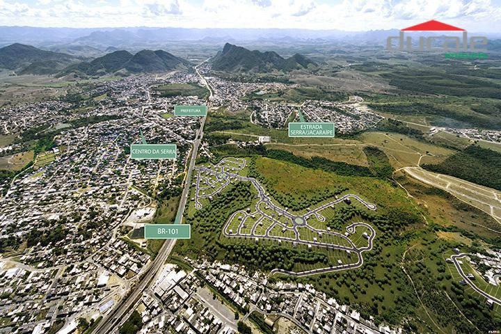 Cidade Verde Serra - Terreno residencial à venda, Centro, Se