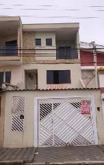 Sobrado Residencial à venda, Vila Curuçá, Santo André - SO0117.