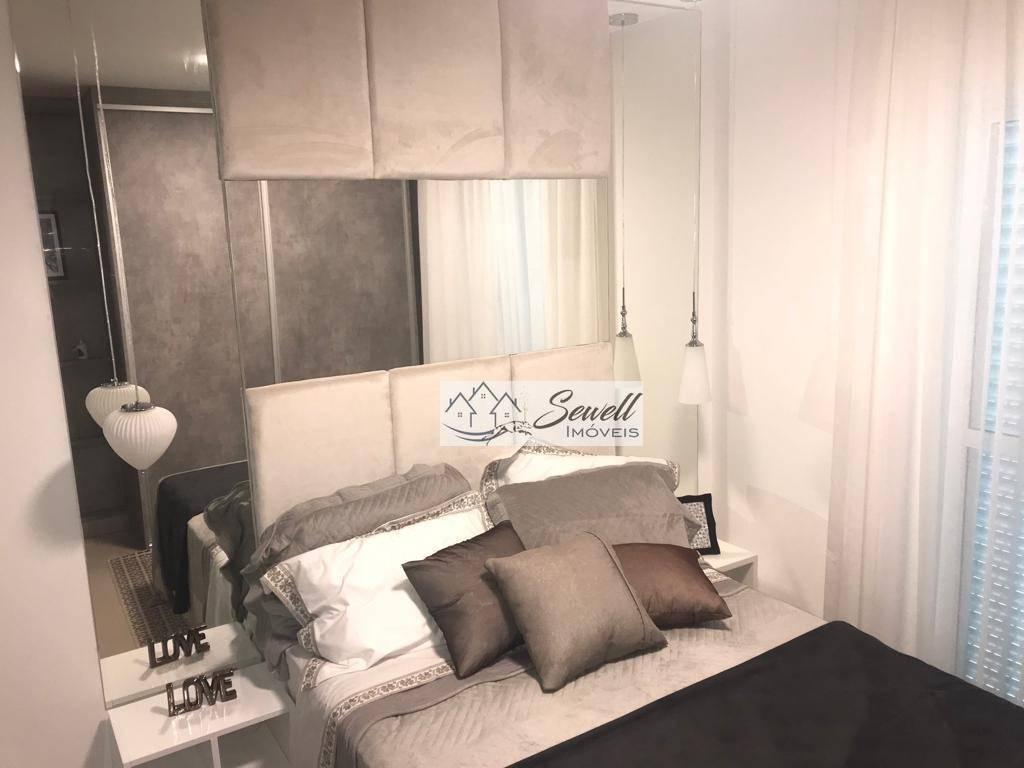Apartamento sem condomínio decorado impecável na vila metalú