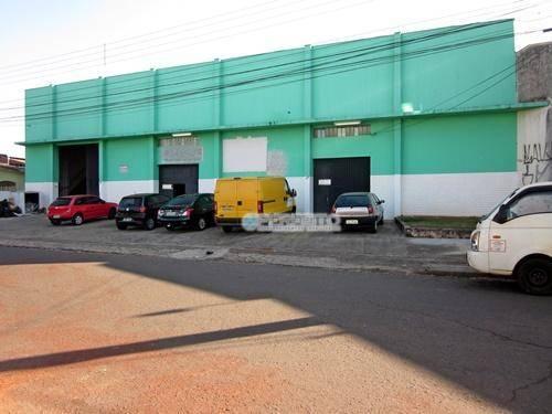 Barracão comercial para alugar no Parque Industrial de Londrina