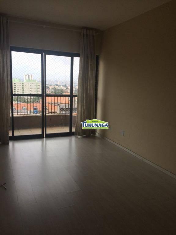 Apartamento à venda, 80 m² por R$ 220.000,00 - Jardim Aida - Guarulhos/SP