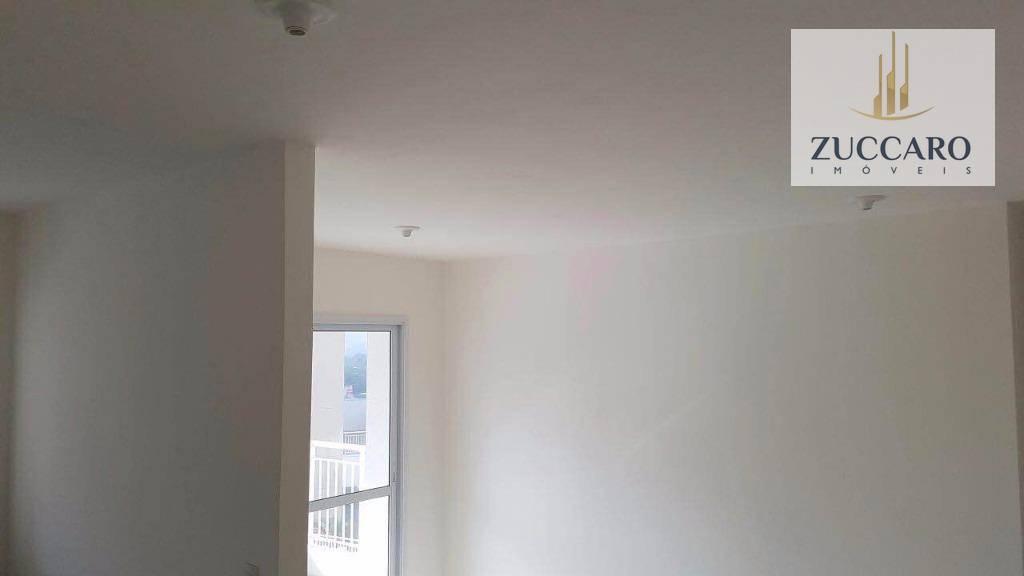 Apartamento de 2 dormitórios à venda em Vila Antonieta, Guarulhos - SP