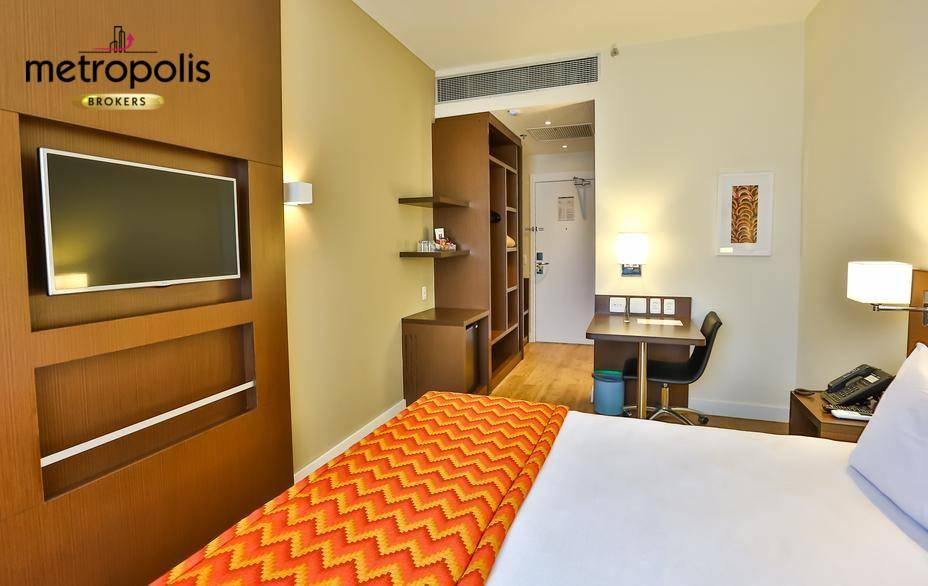 Hotel com 1 dormitório à venda, 21 m² por R$ 375.000 - Cerâm
