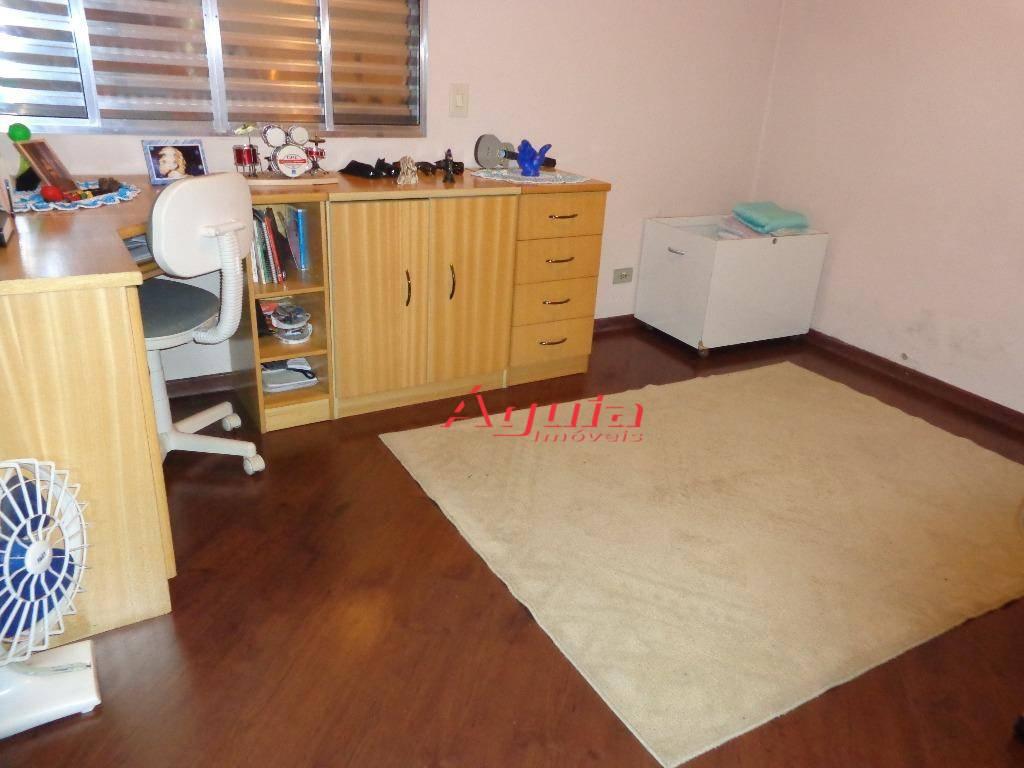 Casa com 3 dormitórios à venda, 129 m² por R$ 430.000 - Parque Novo Oratório - Santo André/SP