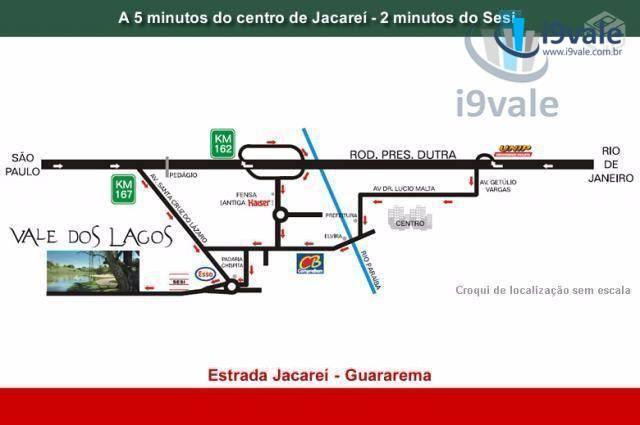 Terreno à venda em Jardim São Gabriel, Jacareí - SP